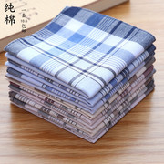10 bag mail man old handkerchief nostalgia cotton handkerchief sweat cotton handkerchief ancient lady send their elders
