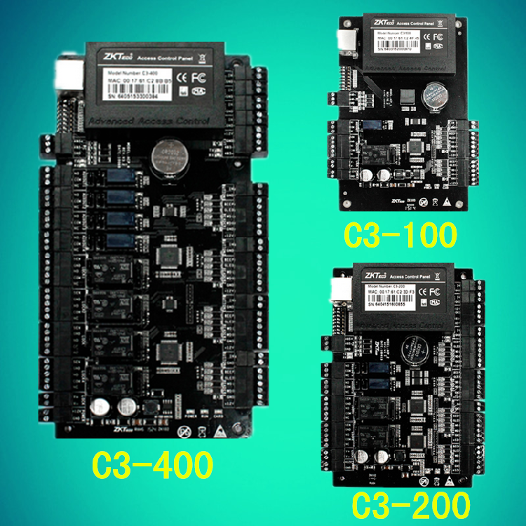 Central control access controller, C3-100, C3-200, C3-400 access controller, cabinet power supply