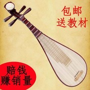 Professional special rosewood rosewood adult national musical instrument Pipa Pipa beginner exercises send accessories