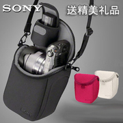 SONY LCS-BBF micro single camera package NEX5N 5T a5100a5000a6000 camera bag mail