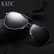 Men's Sunglasses Polarized Sunglasses Sunglasses female drivers driving mirror trendsetter RETRO SUNGLASSES men