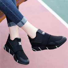 Breathable mesh running casual shoes female summer wild 2018 new spring Korean version ulzzang Harajuku sports shoes