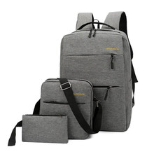 New goods for leisure travel backpack men's multi-functional