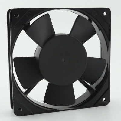 Mute cooling fan for SOMREAL XY12025HSL AC220/240V-50/60Hz 0.10A cabinet