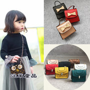 The children head Chain Bag Satchel Purse female baby cute princess love bird mini small package presbyopia