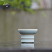 China aspires to ru azure Kung Fu tea ceremony tea ceramic tea accessories ru filter tea opener