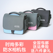 Canon camera bag SLR single shoulder cute 700D70D80D600D100D750D760D60DM3 men and women