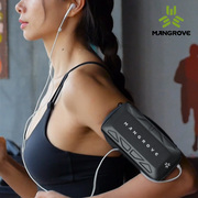 Move your arm running mobile phone arm mangrove package bag wrist arm with a bag of apple HUAWEI and mobile phone arm package bag