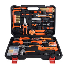 Feel good and durable multifunctional set electrical tape hardware kit toolbox of carbon steel