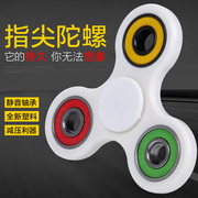 Fingertip gyro HandSpinner finger gyro EDC finger helix adult American high speed toy decompression