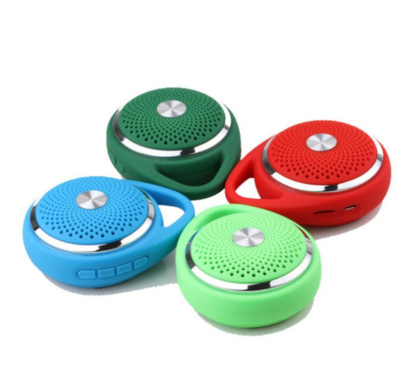 Pocket Phone Bluetooth speaker wireless hands-free call Portable Mini Card Smart Speaker