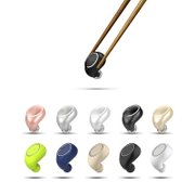 Bluetooth headset stealth wireless mini ultra-small earplugs type movement