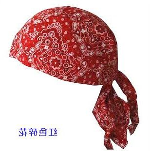 Korean version of spring and autumn, autumn baby, Baotou scarf, children knot cap, men and women, pirate hat, Cotton Baby Hat