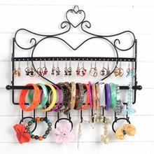 Hoop frame iron hook hairpin headdress headband display jewelry jewelry display shelf storage ring