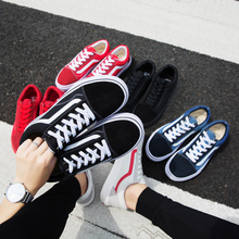 Official authentic shop Wan Si Fansi summer men's shoes women's shoes sports shoes canvas shoes lovers shoes VANSТING