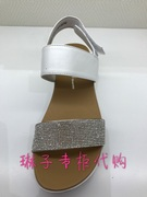 A small stone Senda F3P05DA1 sheepskin slope toe sandals are counter genuine support inspection