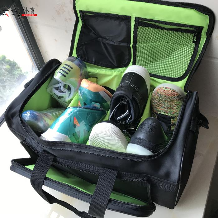 SNKR BAG多功能球鞋收纳旅行包篮球包 潮流运动健身收纳包 球鞋包