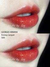 Armani Armani Velvet Matte Liquid Lip Gloss Lip Glaze Red Tube Black Tube 400/500/501/302 405