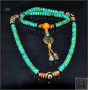 One yuan Tibetan beads necklace quality Turquoise beads beads