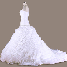 New bridal gowns 2013 luxury tail, self-cultivation Vera Wang wedding style, Princess Jane contracted