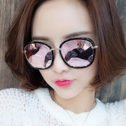 2017 new Sunglasses Women tide personality round face GM polarized sunglasses sunglasses glasses with male