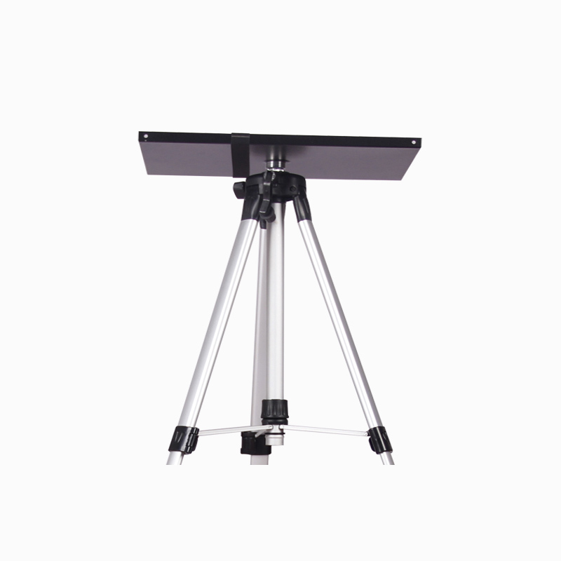 Projector, aluminum alloy landing, three foot stand, projector, telescopic tray support, desktop projection, tripod support