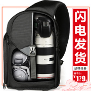 Koal Annuo Shoulder Messenger Bag SLR camera Canon micro single outdoor backpack 70d700d professional photography package