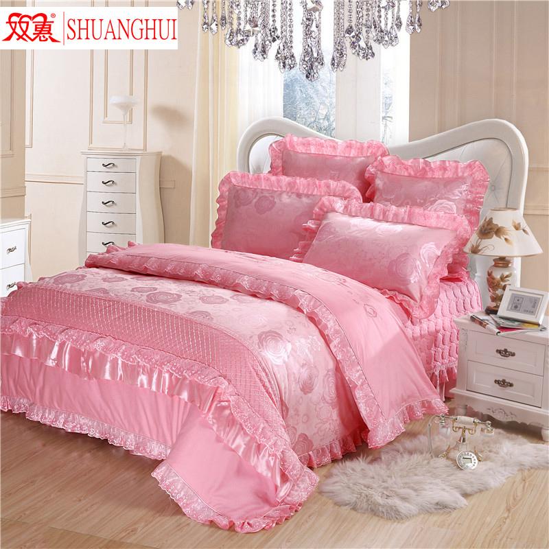 Купить Свадебные постельные комплекты в Китае, в интернет магазине таобао на русском языке
