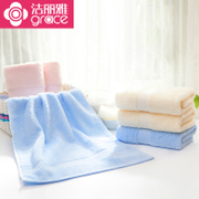 Tmall supermarket jieliya towel Cotton elegant soft cotton 1 towel absorbent towel
