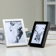 Wood wall frames placed a 7 inch A4 568101112 inch photo frame creative IKEA children's picture