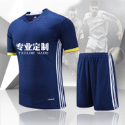 Football suit, men's adult football training kit, jerseys, custom shirts, group purchase, printed number, Connaught