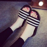 Men's summer slippers, women, summer, bath, bathroom, slippers, slippers, cute couple