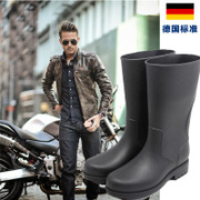 The M+ series of fashion in tube leisure fishing boots overshoes rain water shoes boots men shoes