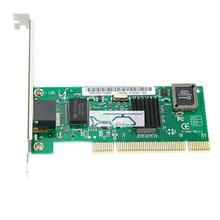 Gigabit Ethernet PCI desktop built-in high-speed Ethernet card computer cable network interface card converter