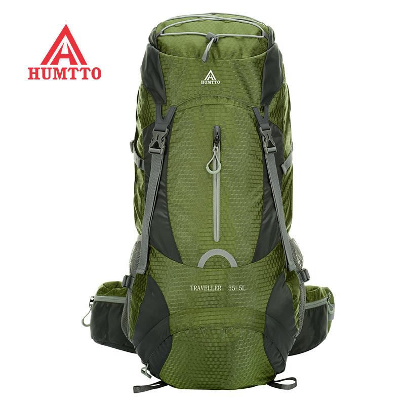 悍途双肩包户外登山包男款多功能60L大容量旅游防水徒步旅行包