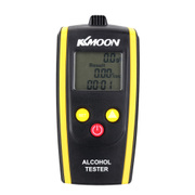 Useful KKmoon Portable Digital Alcohol Tester Meter Detector