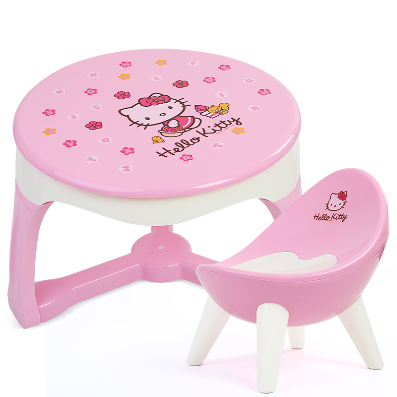 Children's table and chair set, baby toys, hand games table, kindergarten learning, writing small books, tables, chairs
