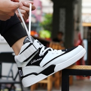Men's shoes shoes high tide brand sports shoes and leisure Metrosexual nations help high trend of Korean hip-hop