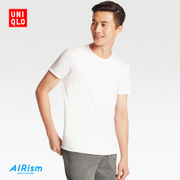 AIRism Mens T-shirt (short sleeved) 182496 UNIQLO UNIQLO