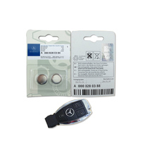 Mercedes-Benz genuine electronic remote batteries CR2025 3V for common to all Mercedes-Benz models