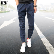 Men's casual pants, men's trousers, summer, nine, men's trousers, men's trousers, men's Haren, men's trousers