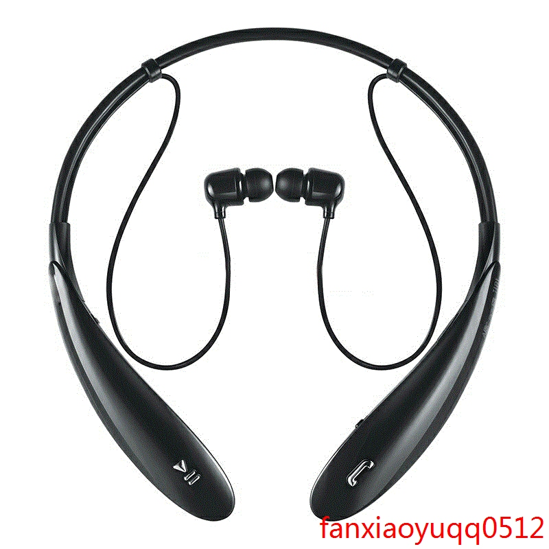 Bluetooth wireless headset HBS800 rechargeable high quality stereo headset movement