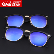 Bertha radiation proof glasses anti blue goggles computer game mobile phone gaming goggles and glasses tide