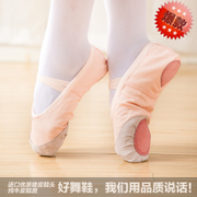 Children dance shoes soft bottom shoes cat claw Yoga Kungfu shoes canvas shoes body dancing shoes adult ballet shoes