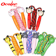 Shipping children can adjust the kindergarten pupils parent-child sports fitness dance children skipping rope