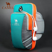 Sell 30 thousand camel running mobile phone arm bag, men and women outdoor fitness arm, with mobile phone arm sleeve