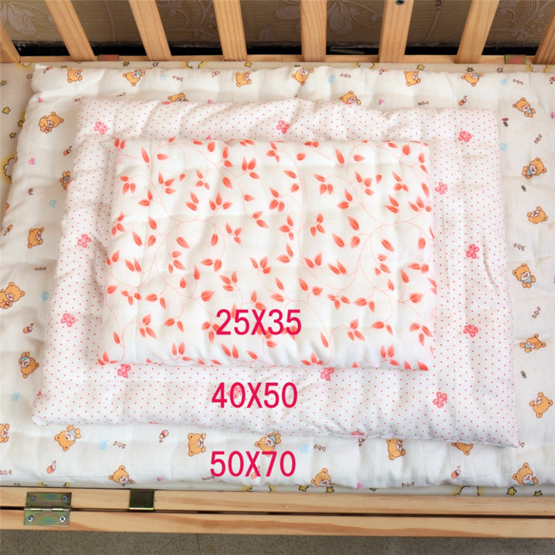 Newborn urine pad breathable waterproof cotton summer baby small mattress cotton washable baby urine pad