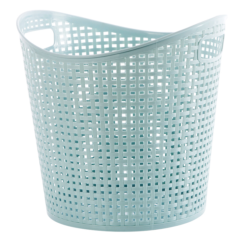 Oversize laundry basket dirty clothes basket portable basket plastic basket storage basket bathroom toilet laundry basket clothes basket