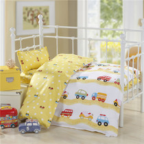 Baby pure quilt cover sets kindergarten cartoon classics Pack
