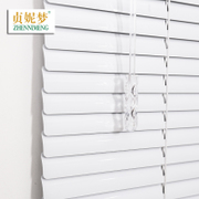 Zhen Ni dream blinds curtain Aluminum Alloy office kitchen bathroom bedroom shading can be customized free drilling